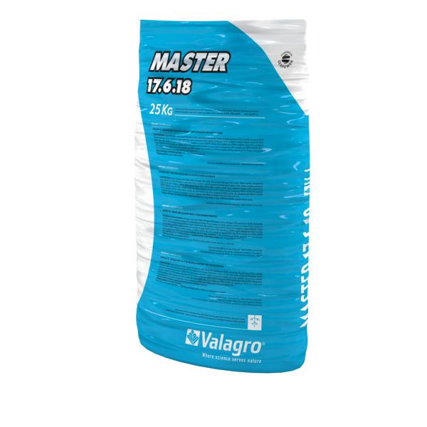 Κρυσταλλικό Λίπασμα Master 17-6-18