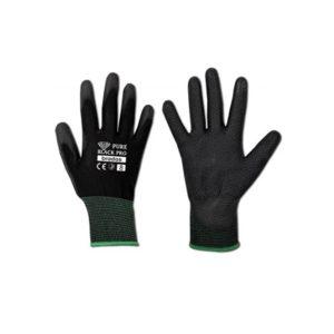Γάντια Pu Pure Black Pro