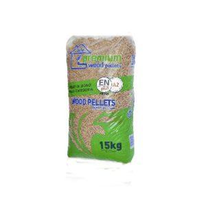 Πέλλετ Premium Wood Pellet ENplus A2