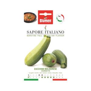 Κολοκυθάκι Bolognese