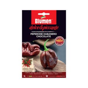 Habanero Chocolate Πιπεράκι Σοκολατί Super Hot