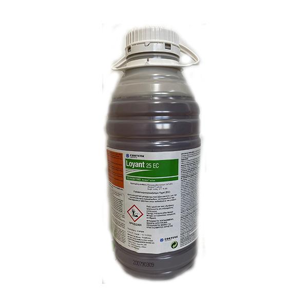 Ζιζανιοκτόνο Loyant 25 EC για ρύζια
